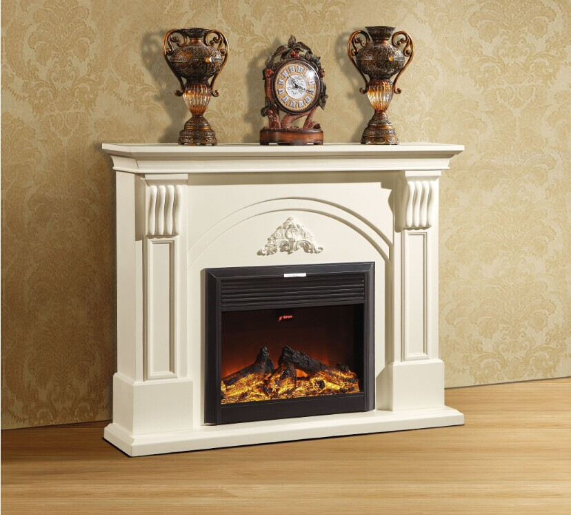 Foshan Furniture Upscale European Style Fireplace 1 5 M