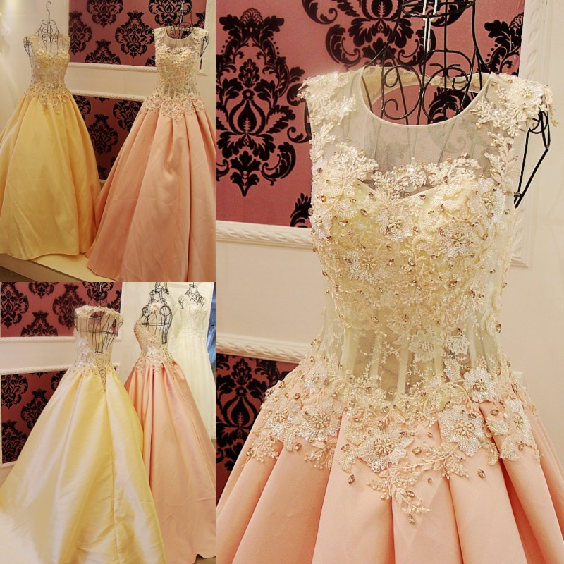 popular nude ball gown buy cheap nude ball gown lots from china nude ball gown suppliers on. Black Bedroom Furniture Sets. Home Design Ideas