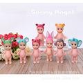 8PCS Sonny Angel animal doll Cupid Mini cute doll Kewpie Doll Kids Toy Mini Figure Cute