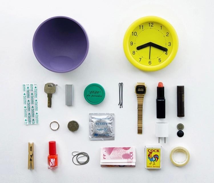 Novelty Hidden Table Alarm Clock Stash Valuable Safe Secret Storage(China (Mainland))