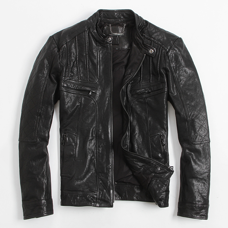 Compare Prices on Leather Collar Short Jacket- Online Shopping/Buy ...