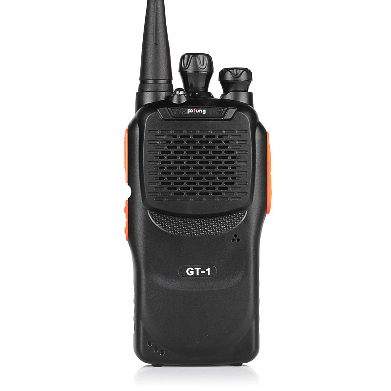 Baofeng GT-1 UHF 400-470MHz 5W 16CH FM Pofung Two Way Ham Radio Walkie Talkie Much Better Than BF-888s(China (Mainland))