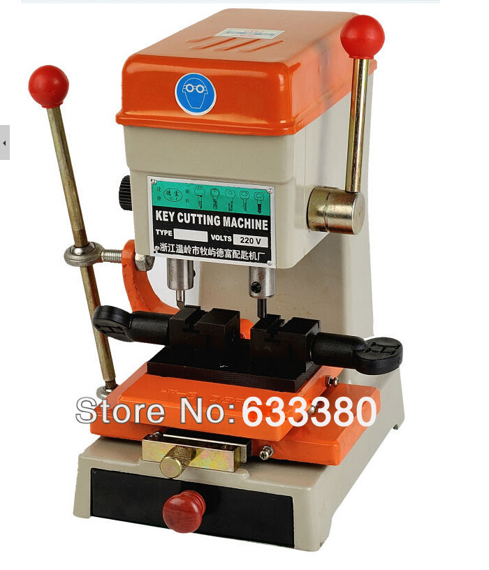 368A key cutting duplicated machine,locksmith tools.200w.key machine(China (Mainland))
