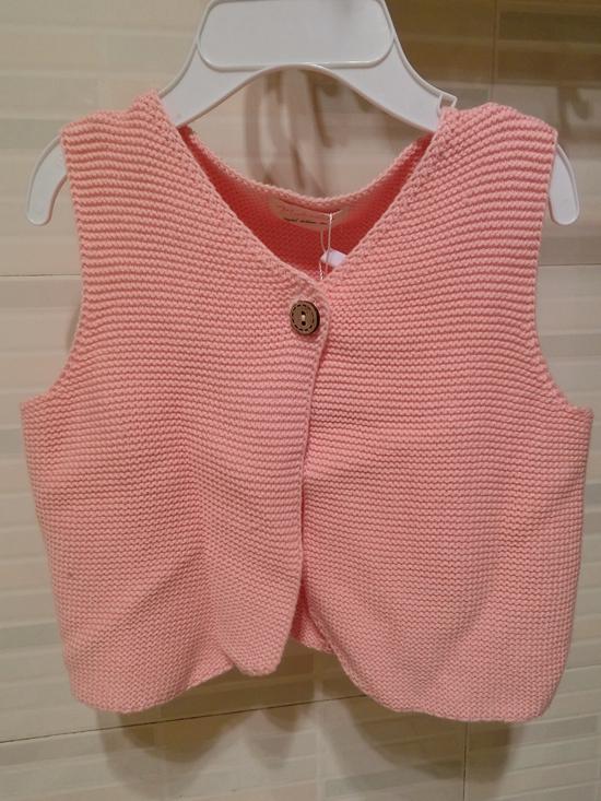 Hu sunshine wholesale new 2016 spring kids childrens knitted vest pink waistcoat<br><br>Aliexpress
