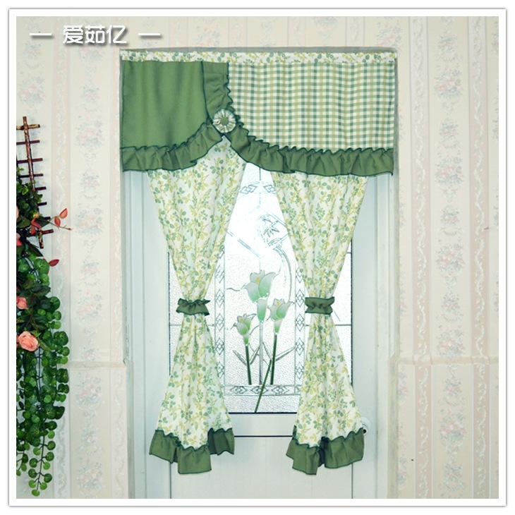 Online kaufen gro handel door curtain rod aus china door for Cortinas cocina confeccionadas