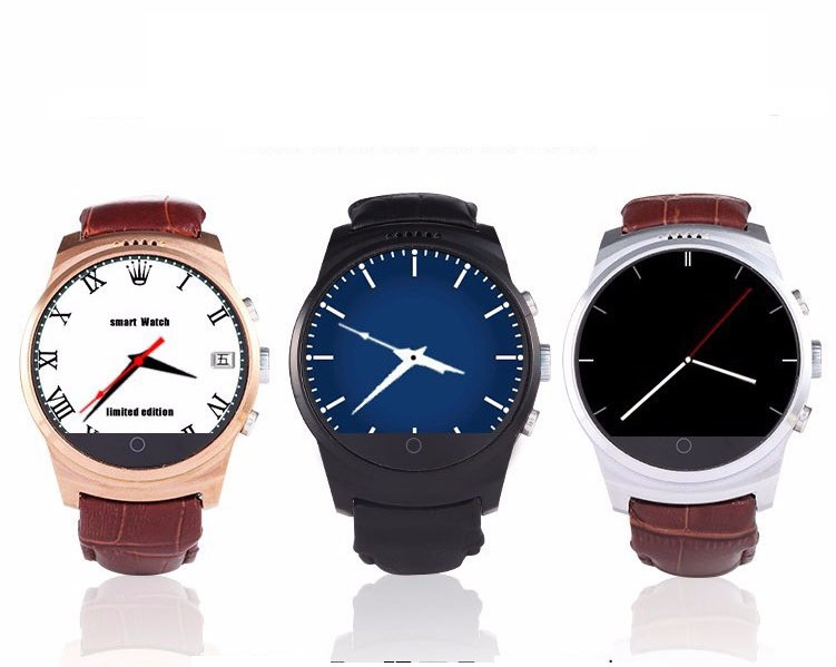 The new round screen smart watches G901 smart watch bracelet step gauge sleep test compatible with android and IOS<br><br>Aliexpress