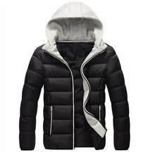 Brand winter jacket  keep warm Men's coat overcoat Outwear hooded thick men Parka outdoor parkas hombre invierno chaqueta hombre