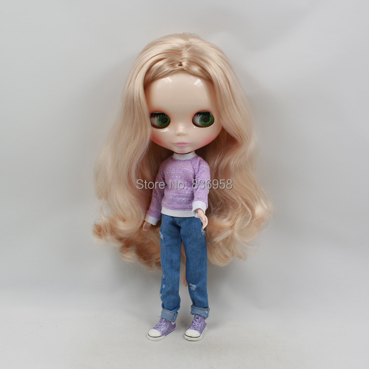 Nude Doll For Series No .230BL339(30m)  Long golden hair white skin Suitable For DIY Change BJD Toy For Girls<br><br>Aliexpress