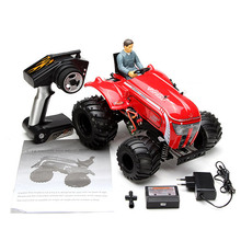 Wltoys P949 1/10 2.4GHz RC Stunt Monster Tractor Truck RTR(China (Mainland))