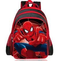 Hot Cartoon Spiderman Backpacks For Kids Children School Bags Primary Backpack Boy mochila(China (Mainland))