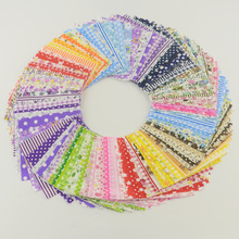 Buy 30 pieces 10cmx10cm fabric stash cotton fabric charm packs patchwork fabric quilting tilda repeat design tissue cloth for $1.50 in AliExpress store