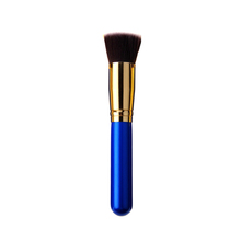 High Quality 1pcs lot Blush Foundation brush Makeup Brush Soft Flat Hair Wonderful Brushes Beauty Tools