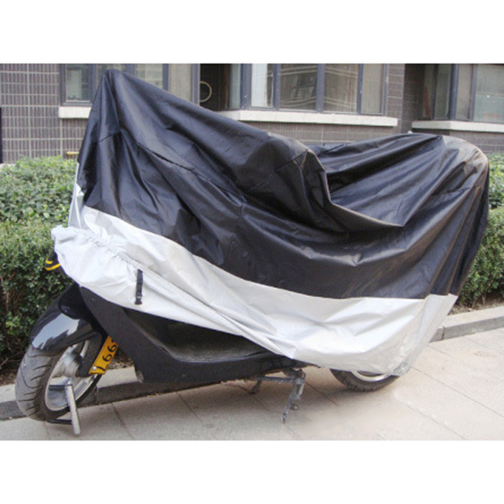 Motorcycle Cover, Waterproof Outdoor Uv Protector Covering Bike, Covers for Motorcycle Motor Scooter, Capa Para Moto Bike Cover(China (Mainland))