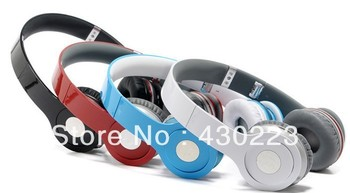 4pcs/lot DHL free shipping New style HD Headphones no M logo with controltalk factory sealed