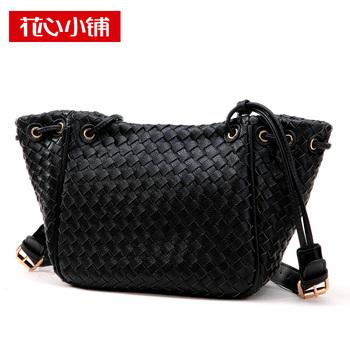 - 2013 autumn fashion woven formal one shoulder cross-body bag female bags - 10518