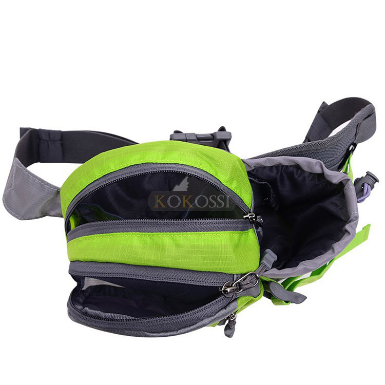 Fashion Brand Designer Portable Outdoor Small Running Waist Bag Men Women Riding Cycling Shoulder Bag Waist