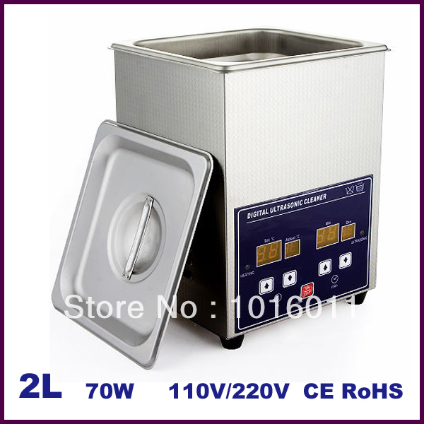 Mini Stainless Steel Ultrasonic Cleaner Tool Sonic Jewelry cleaner Minute Cleaning Machine cleaner & wash Supersonic Bath(China (Mainland))