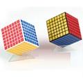 ShengShou 7x7x7 Speed Cube Black White Puzzle World Record Speed Twisty Magic Cube Interesting Intelligence Educational