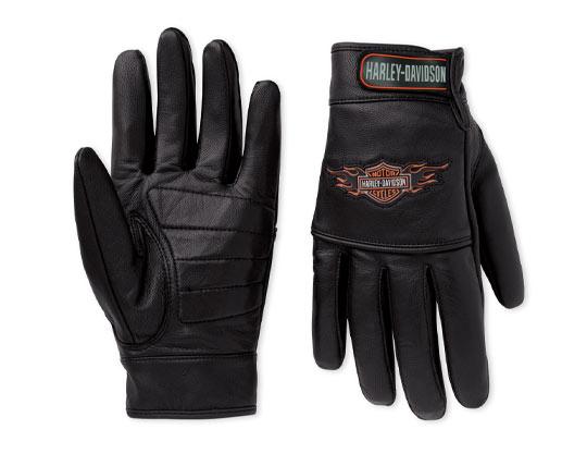 [Imagem: Harley-motorcyclists-leather-gloves-long...-98309.jpg]