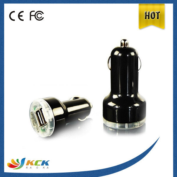 2015 5V 10.5W 2.1A dual usb port car charger for lighter applicable to LG and other phones and tablet(China (Mainland))