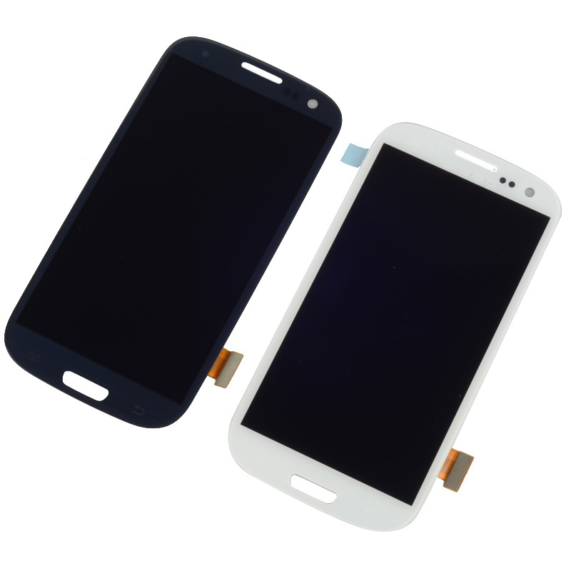 New LCD Module For Samsung Galaxy S3 I9300 LCD Display Digitizer Touch Screen Assembly BA302 T18 0.45(China (Mainland))
