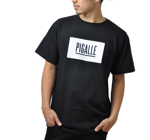 Summer style Pigalle Box Logo FOOTBAL Graphic T-Shirts PYERX JAY-Z T Shirt ASAP Rocky pigalle kanye west 100%cotton(China (Mainland))