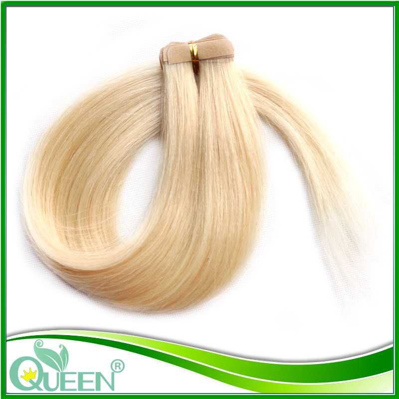 White Blonde Hair Extensions Cheap Prices Of Remy Hair