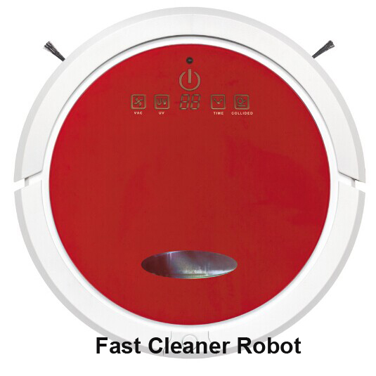 (Free To Russian)Super strong suction Power (Soy, rice can easily be adsorbed)Robot Vacuum Cleaner Updated with Water tank(China (Mainland))