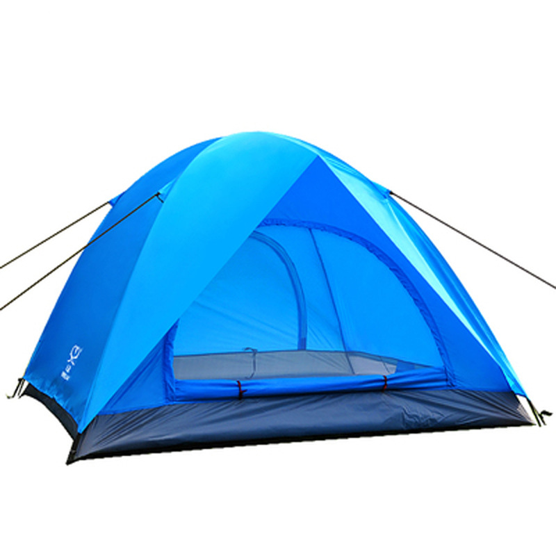 3000M Waterproof Outdoor beach tent lightweight double layer tent(China (Mainland))