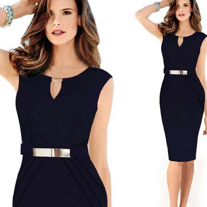 Черные элегантные платья
