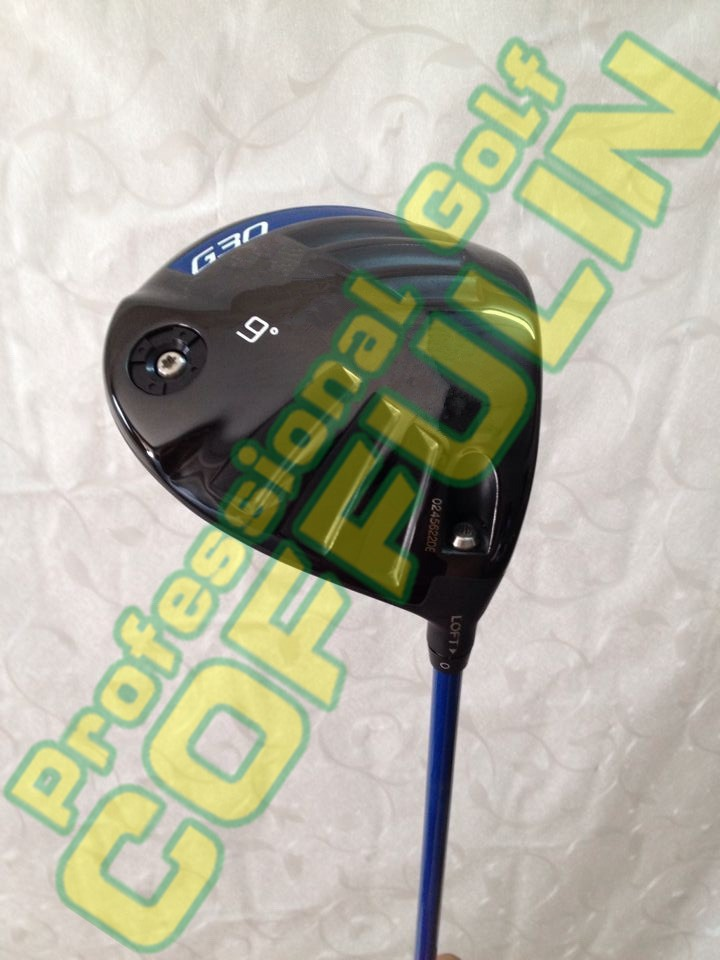2014 New G30 Driver Golf 9/10.5loft With R/S Graphite Shaft Golf Club Headcover 1pc free shipping(China (Mainland))