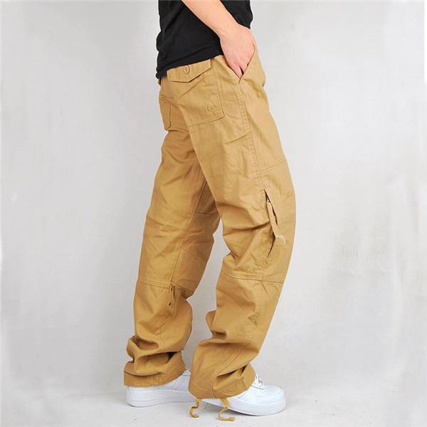 Khaki Pants For Men Cheap