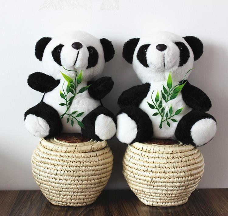 20CM Toys & Hobbies Panda, Dolls & Stuffed Toys Bear, Stuffed Animals & Plush Toy Panda Bear For Kids Gift(China (Mainland))
