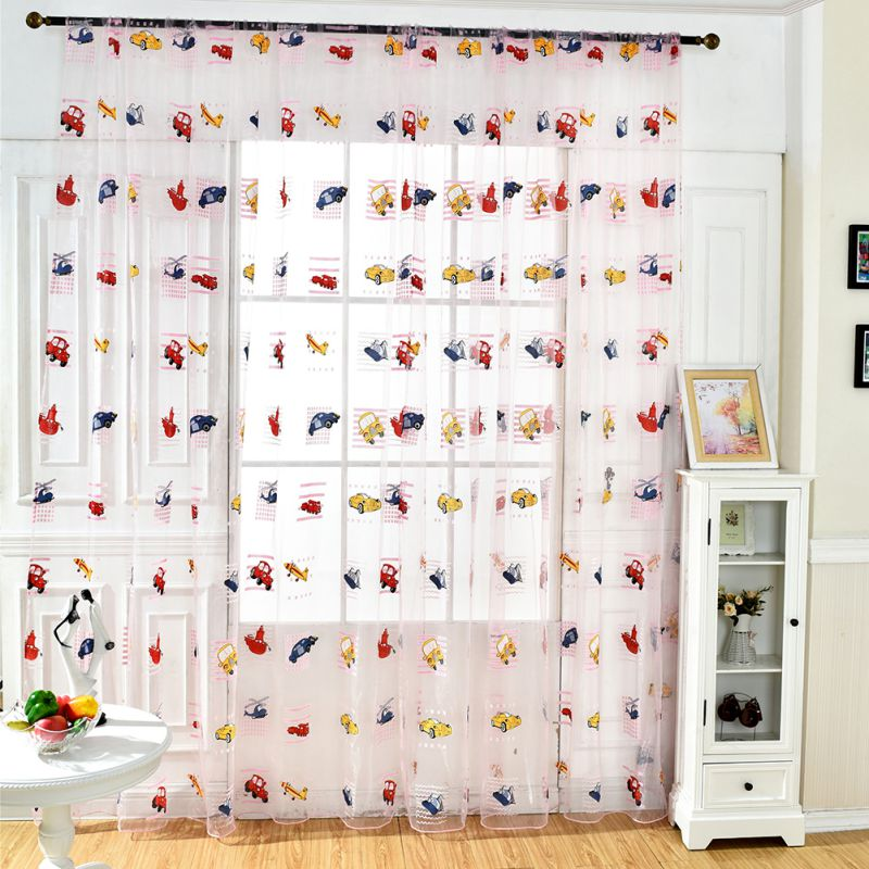 Aliexpress Com Buy Children Room Divider Kitchen Door Curtains Pastoral Floral Window: Compare Prices On Curtains Blackout Kids- Online Shopping