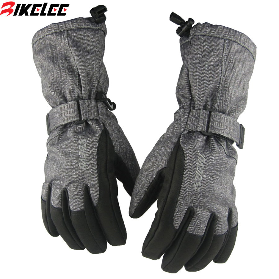 Womens leather ski gloves - Womens Leather Ski Gloves 10