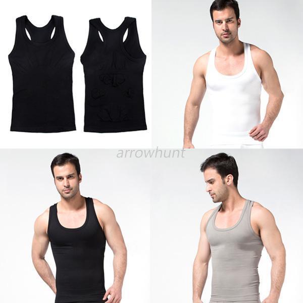 Мужская корректирующая одежда Men Body Control , Shapewear 47820