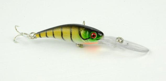 3d eyes Minnow fishing lure bass jigging hard trolling plastic lure 10CM 7.8G china sea fishing bait Crankbaits Lure Hooks<br><br>Aliexpress