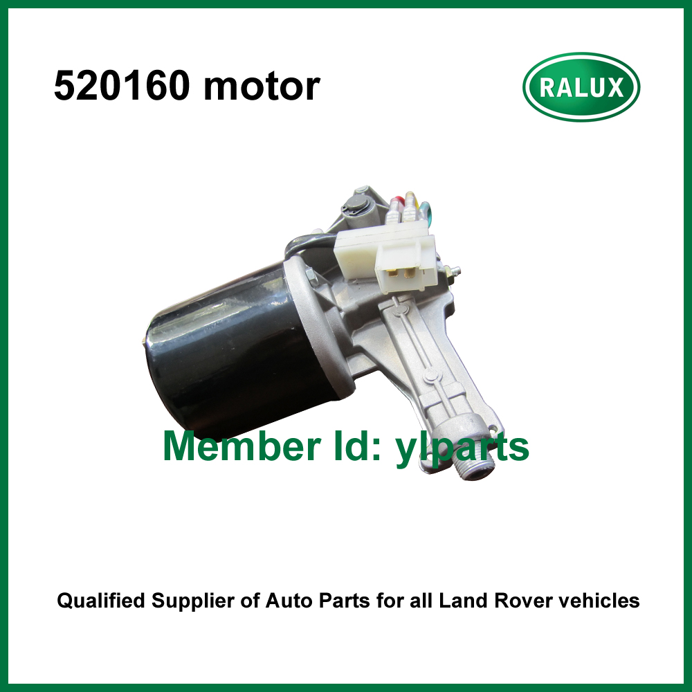 520160 Motor high quality auto wiper motor for Land Range Rover Defender 1987-2006 Defender 2007-wiper motor parts retail supply(China (Mainland))