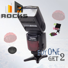 Buy Buy 1 flash get 2 gift !TRIOPO TR-981 High-Speed Flash Speedlite 1/8000 Suit Nikon D7100 D800s D600 D5300 D3300 D5200 D3200 for $60.65 in AliExpress store