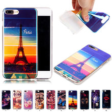 Buy Ultra Slim Shiny Carton Soft TPU Modern Blue Ray Light Mobile Phone Cover Case Apple iPhone 5 5G 5S SE 5C 6 6s 7 7G Plus for $2.12 in AliExpress store