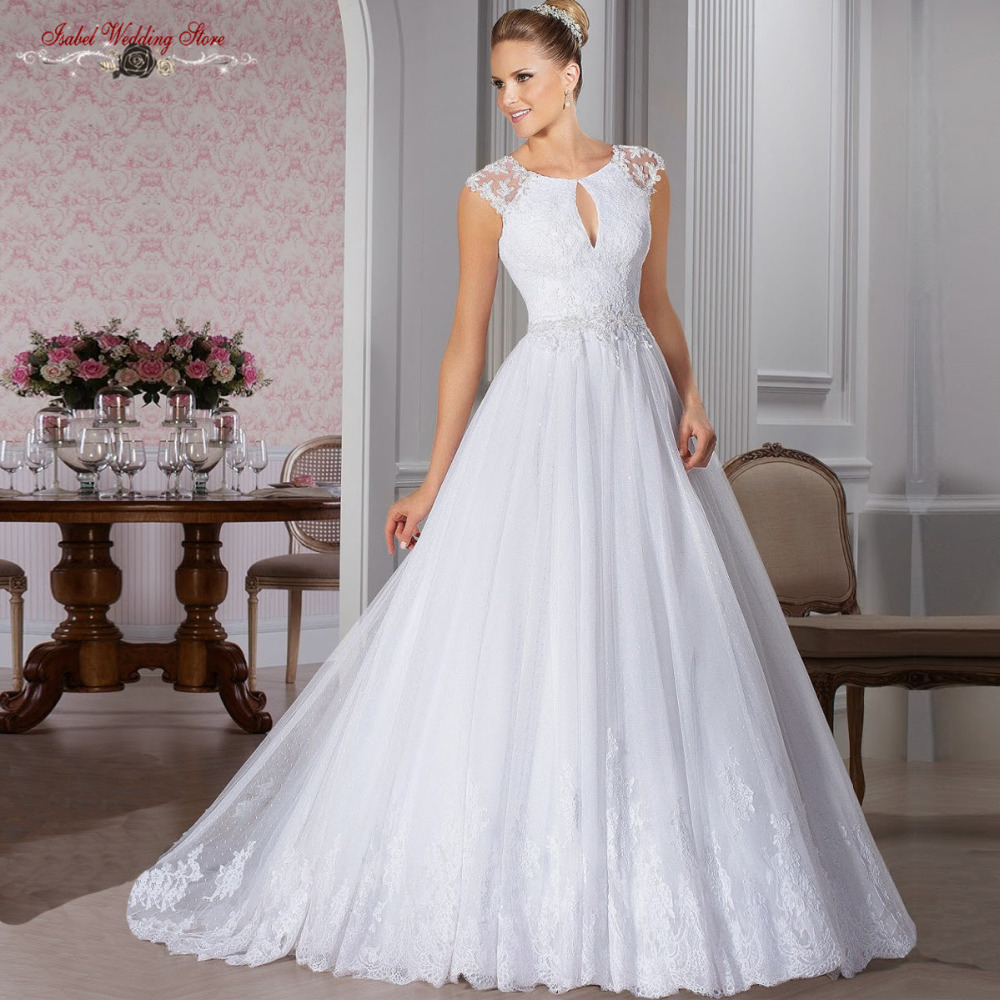 Shopping sales online princess vintage lace wedding for Cheap princess wedding dress