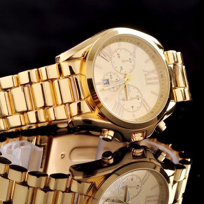 золотые часы michael kors мужские правильно наносить женские