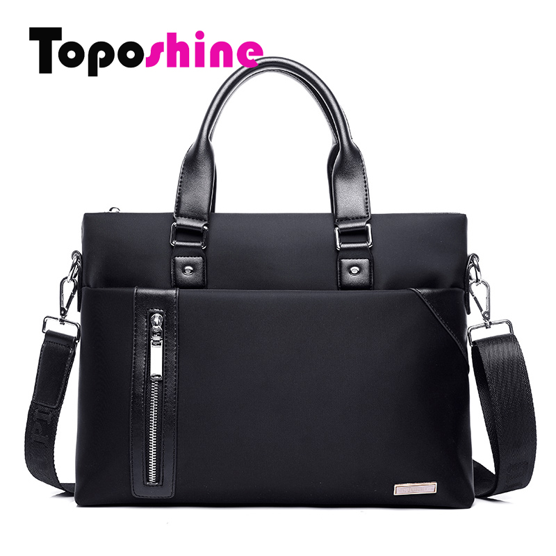 2016 New Arrival Fashion Trend Strong Nylon Bag Quality Guaranteed Horizontal Business Mans Bag Mens Laptop Bag 1827-2<br><br>Aliexpress