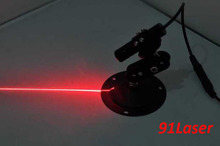 100mW 648nm Focusable Red laser module LINE, 16X68mm DC3.3-5V(China (Mainland))