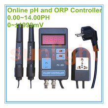 Buy Online pH ORP Controller 3.50~10.50PH 0~1000mV Controlling Range for $126.10 in AliExpress store
