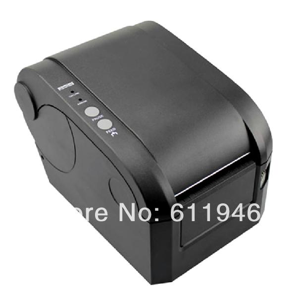 Free shipping by DHL 30pcs JiaBo GP3120T barcode printer label printers bar code machine label machine built,203dpi sticker(China (Mainland))