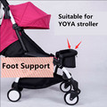 2016 Promotion Sale Solid Metal 0 4 Years Old Footrest For Yoya Stroller Baby Extension Foot