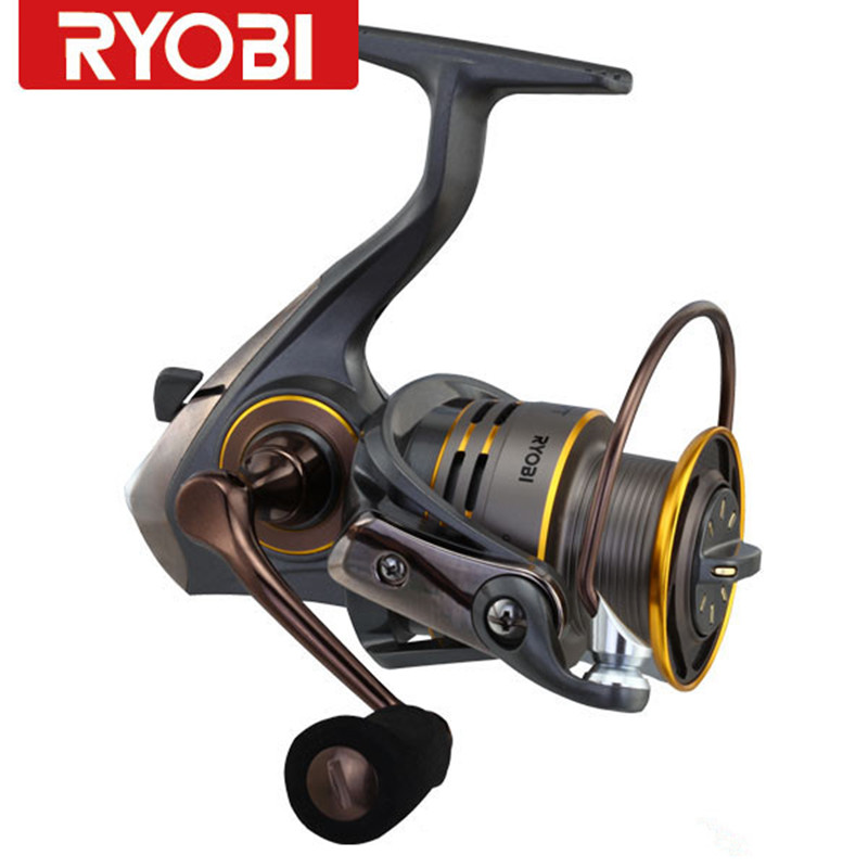 Free Shipping100% New Brand and Original RYOBI SLAM 1000-6000 6BB carretes pesca spinning fishing reel moulinet peche carretilha<br><br>Aliexpress