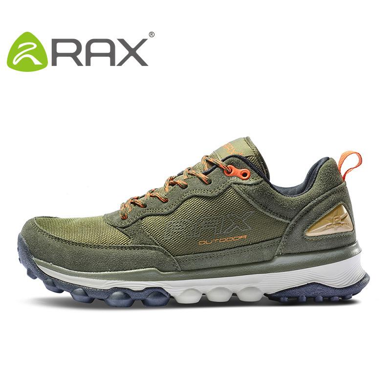RAX 2016 Tênis Para Caminhada Ao Ar Livre Homens sapatos de trekking Inverno Treinamento Respirável Esportes Leves Sapatos para Homens botas de trekking(China (Mainland))
