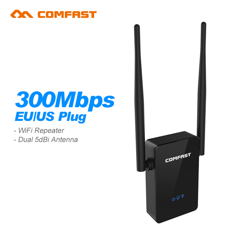 Comfast 300M Wifi Repeater Router 802.11 b/g/n for AP Repeater Client Bridge Wi fi Wireless Router wi-fi extender Amplifier 8pcs(China (Mainland))